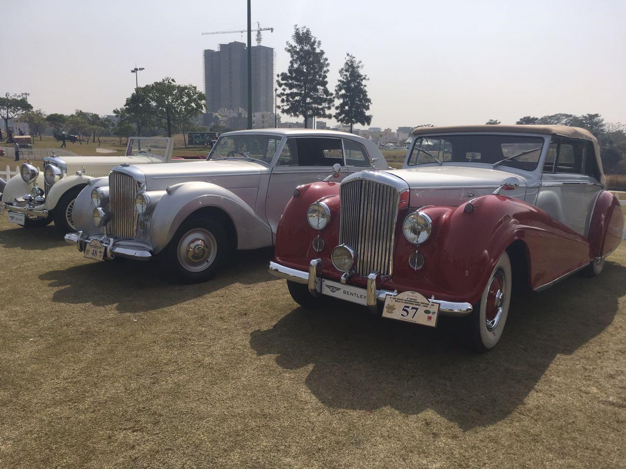 Gurgaon celebrating the Spirit of Heritage Motoring ...